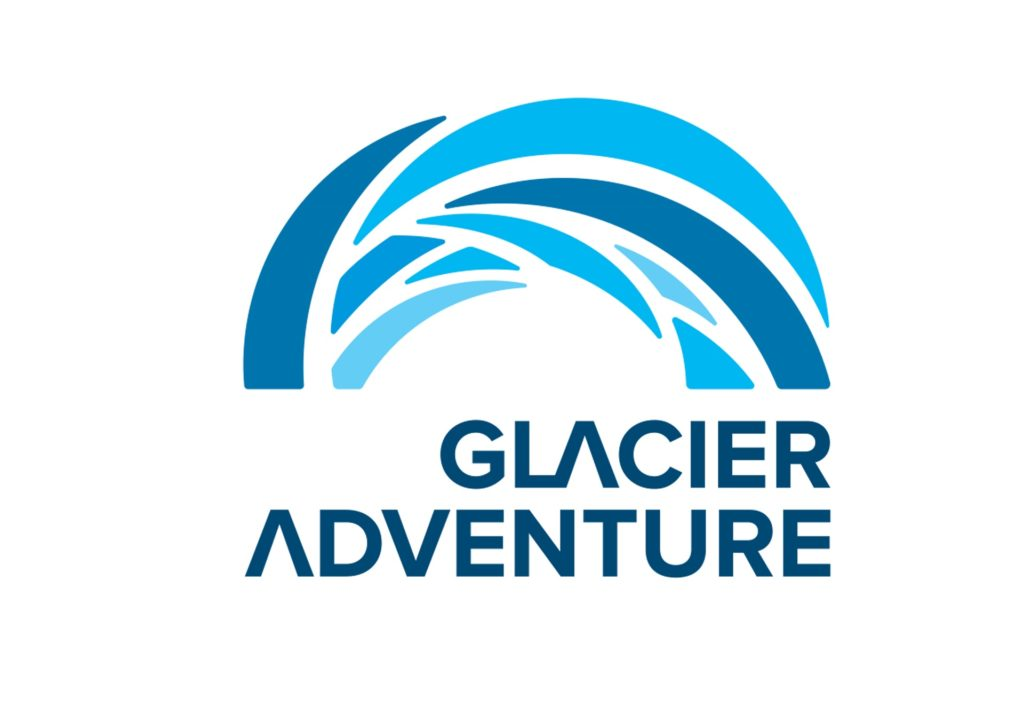 Glacier Adventure Logo