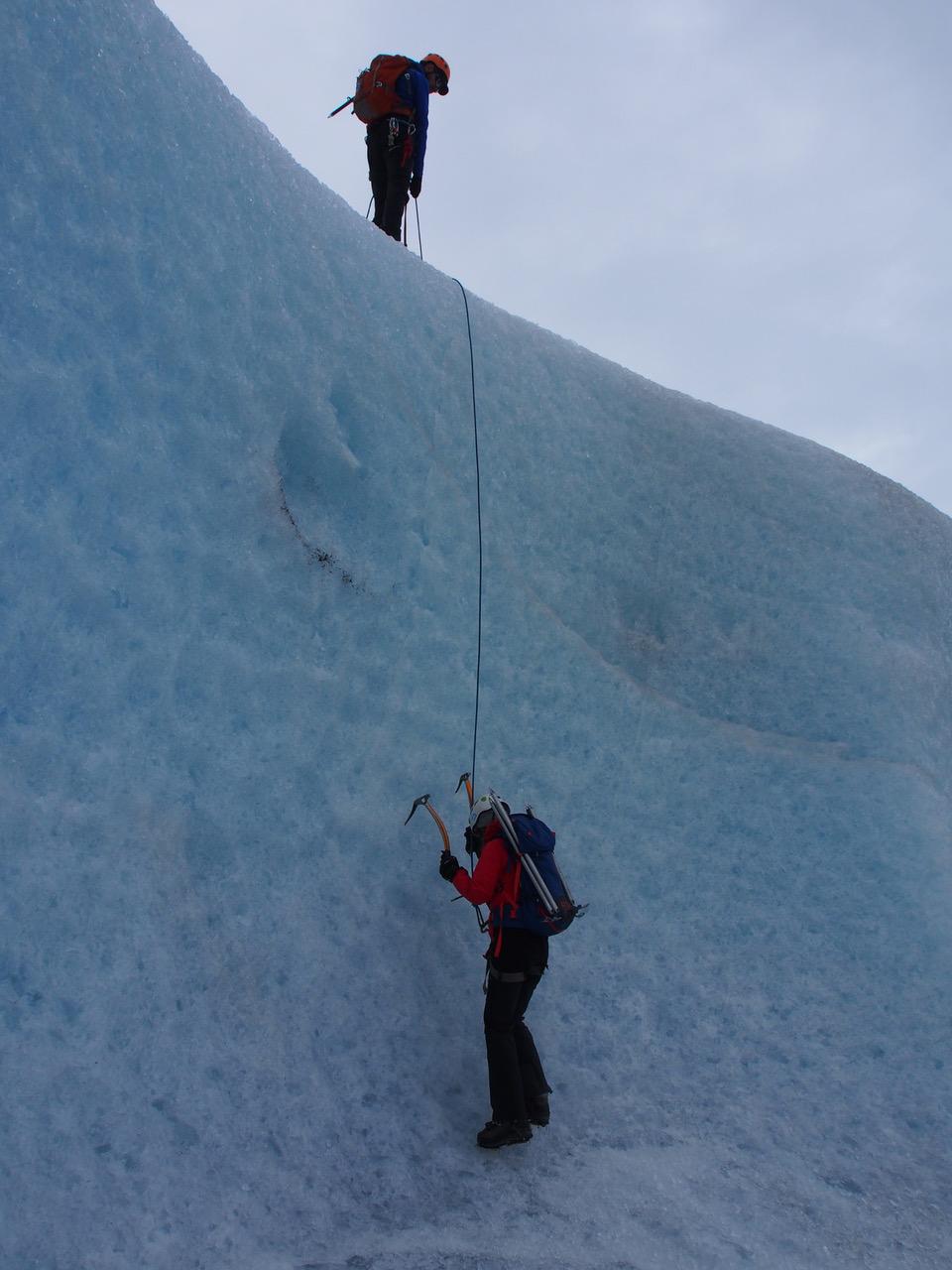 glacier tour